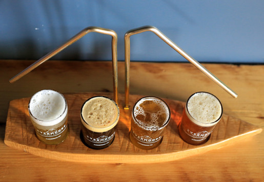 Wide Selection of Craft Beer