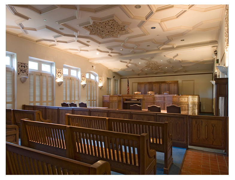 W&C 9th District Court LIBRARY