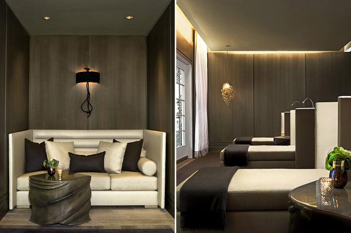 La Prairie spa-Bel Air Hotel