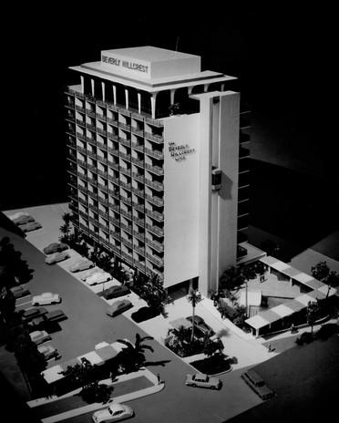 Beverly HIlls Crest Hotel