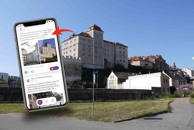 Mladá Boleslav hrad