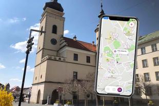 Mladá Boleslav náměstí kostel