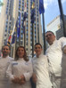 Chef Argiro Barbarigou Participates in Chefs' Tribute to Citymeals in NYC
