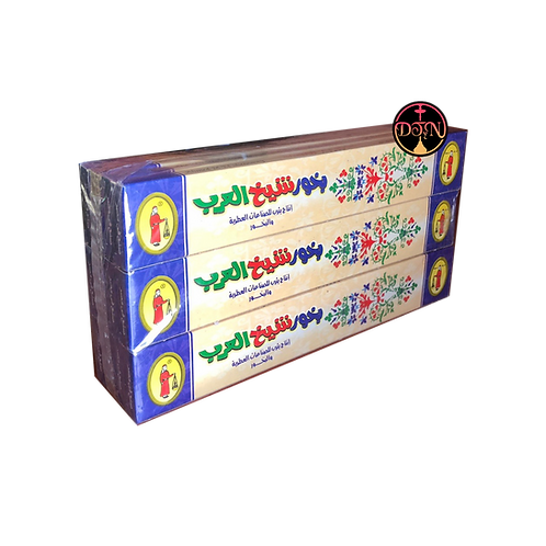Sahumerio egipcio chico pack 12 cajas