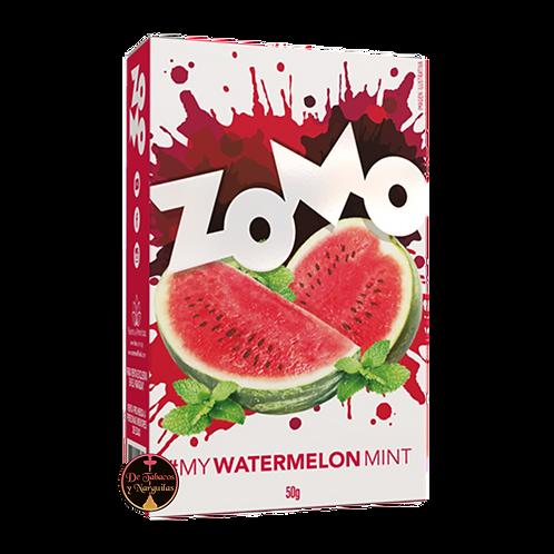 Watermelon mint 50gr Zomo