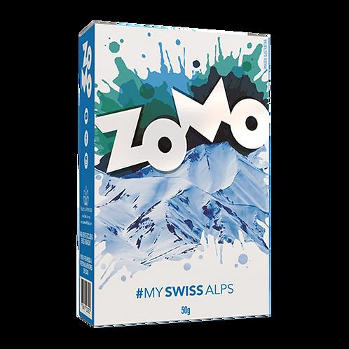 Swiss alps 50gr Zomo