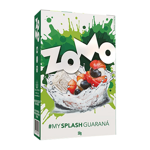 Splash guarana 50gr Zomo