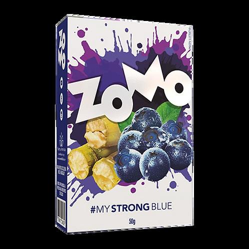 Strong Blue 50gr Zomo