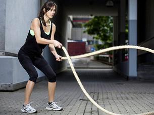 5 armas esenciales para entrenar afuera