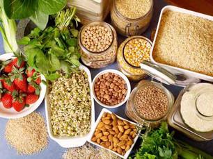 Alimentos veganos llenos de energía para cualquier atleta