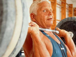 Las pesas podrían ser el secreto para vivir mejor