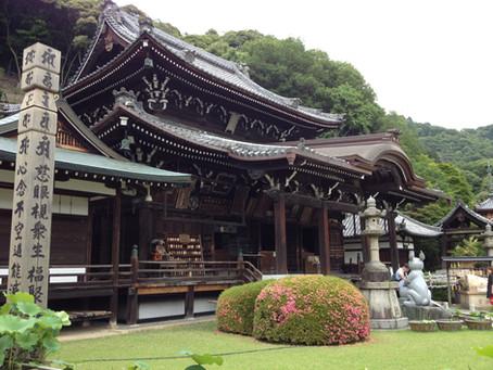 Mimuroto-ji - The Temple of Flowers