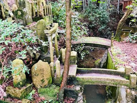 Peace or Mystery at Fushikura-Daijin Shrine?