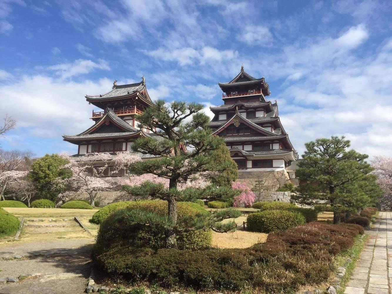 Battles, Tombs & Fushimi Castle