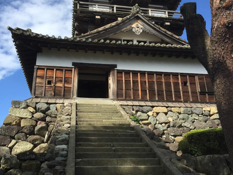 The Restless Spirit of Maruoka Castle