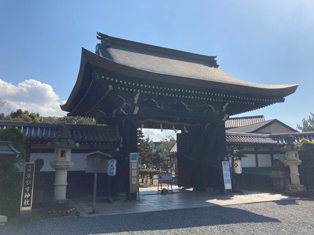 Ghostly Laughter At The Shrine of The Last Samurai