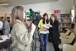 Entrevista Lleida TV - Sant Jordi 2017