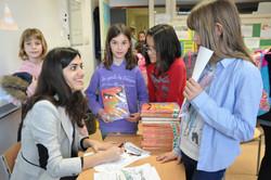 Visita Escola La Mitjana - Lleida (2017)