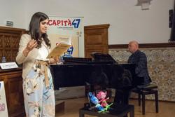 Presentació Capità 47 - Laura Bernis Prat