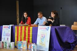 Acte Sant Jordi Institut La Mitjana - Ll