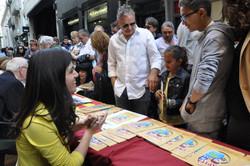 Signatura llibres llibreria Caselles - S