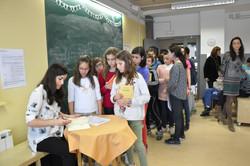 Visita Escola Ciutat Jardí (2017)