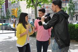 Entrevista en directe Lleida TV - Sant Jordi 2017