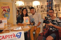 Estand Pagès Editors - Fira de Sant Miquel - Lleida 2017