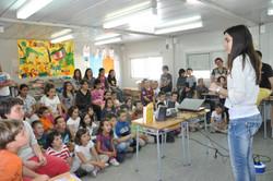 Visita Escola Les Codinetes - 2012
