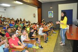 Visita Col·legi Maristes - 2015