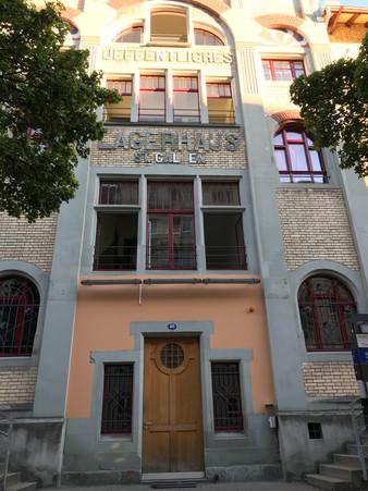 Lagerhaus St. Gallen