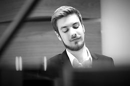 SYDNEY INTERNATIONAL PIANO COMPETITION 1. RUNDE LIVE BROADCAST - DOMINIC CHAMOT