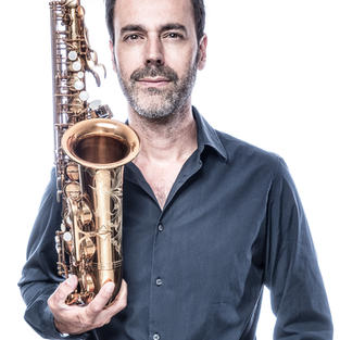 Peter Lenzin - Saxophon