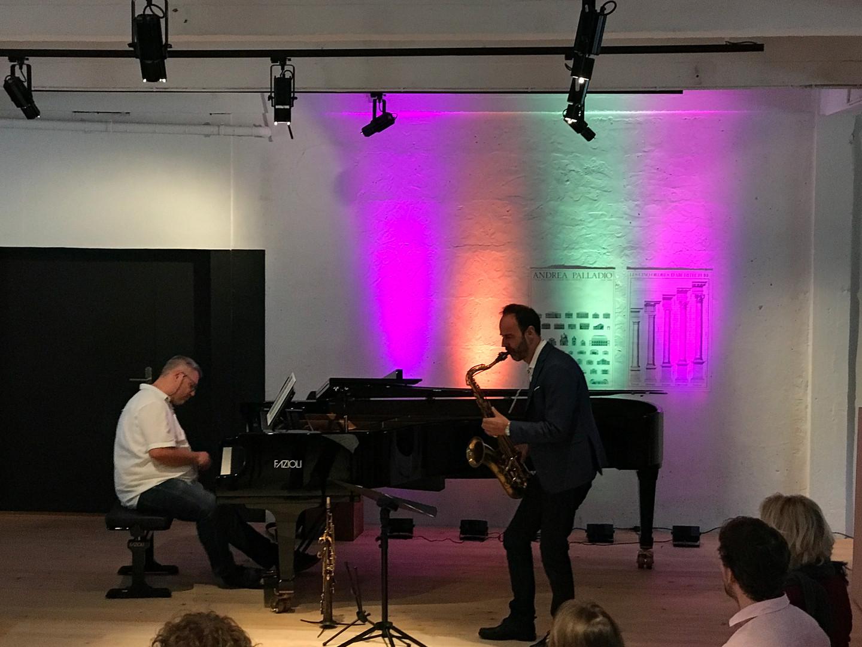 Peter Lenzin & Andreas Hausamann