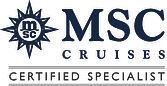 MSC- Cruise CERTIFIED SPECIALIST LOGO fo