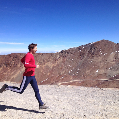 Exercise Performance Testing at 5400 m altitude