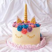 Unicorn Cake for Alexandra 🦄__To inquir