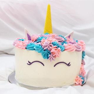 Unicorn Cake for _jajarbinks🦄_._Inquire