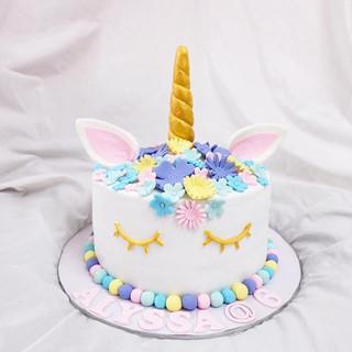 Unicorn Cake_DM to order 🦄 Pickup at Ta