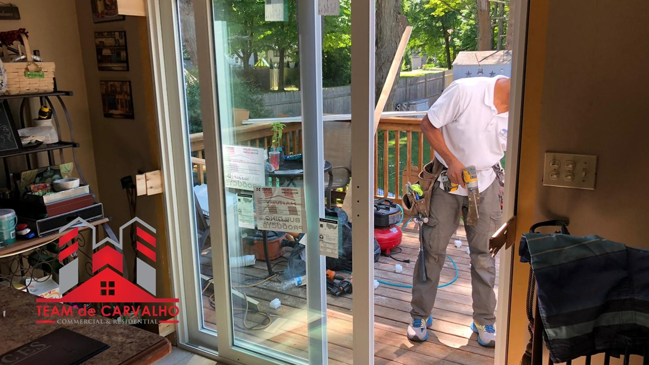 Team De Carvalho Slide Door Replaciment