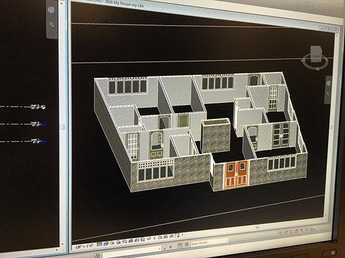 Step 3 💻 3D View project My house my li