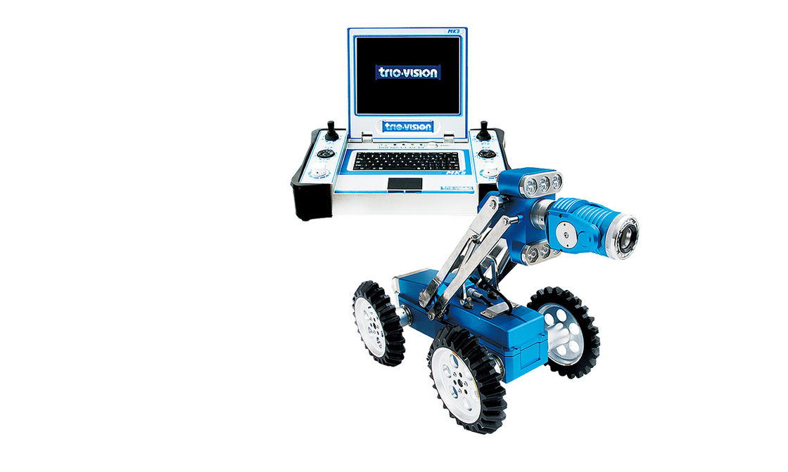 ECP drainage_inspection_robot
