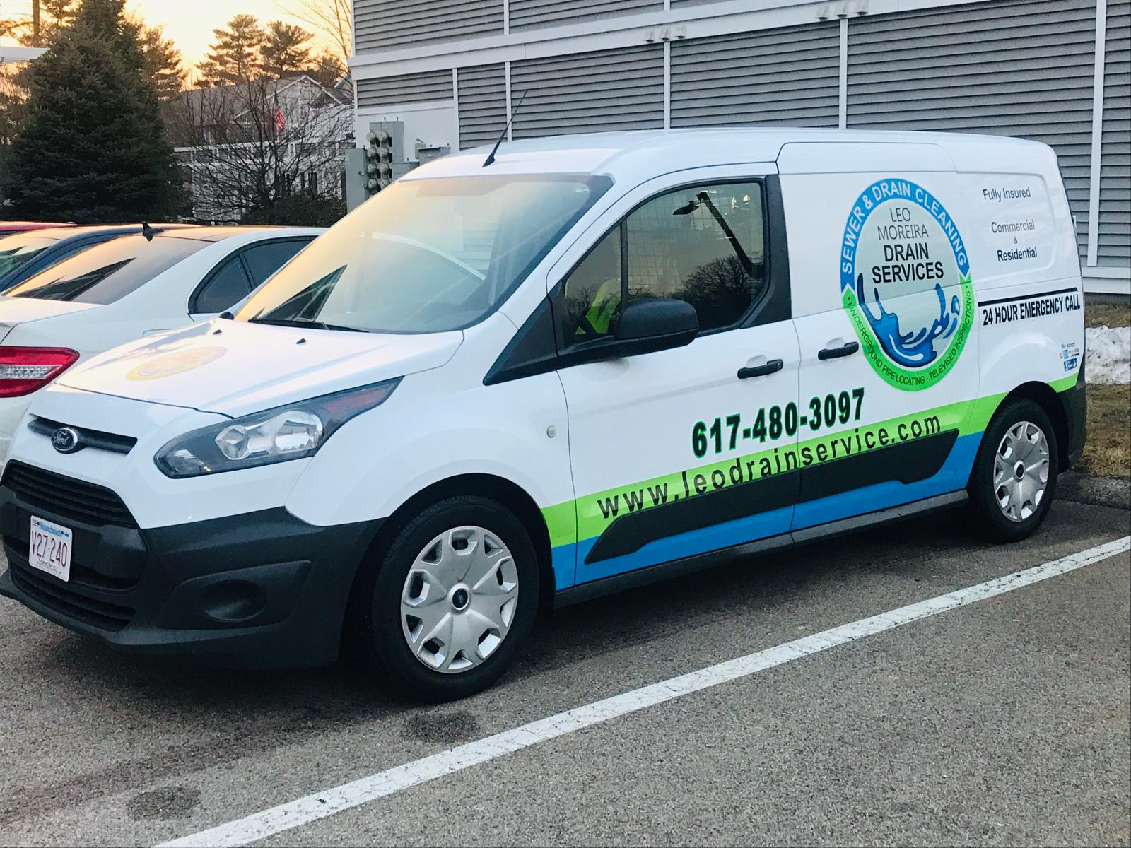 drain services in boston