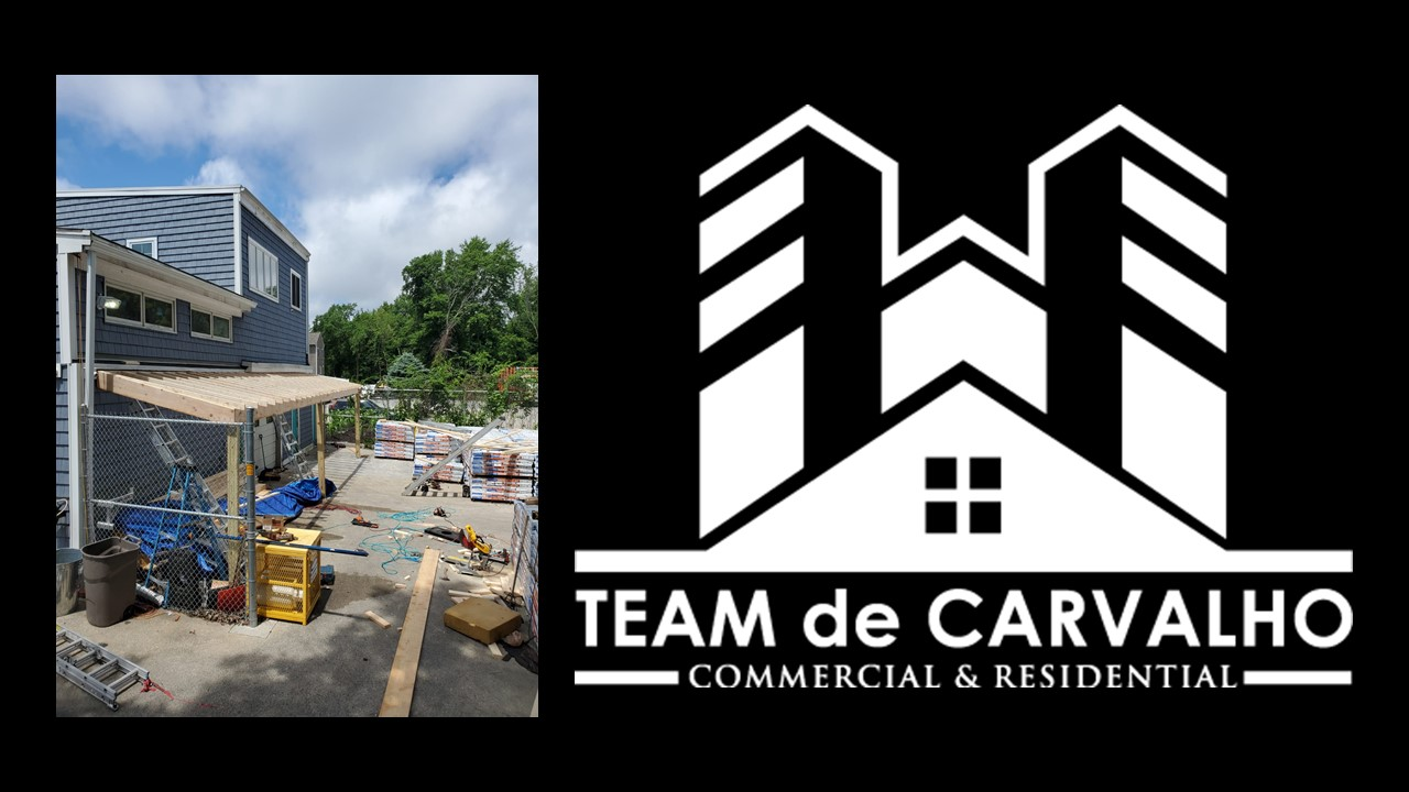 TEAM DE CARVALHO - Carpentry Work -