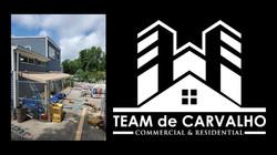 TEAM DE CARVALHO - Carpentry Work -