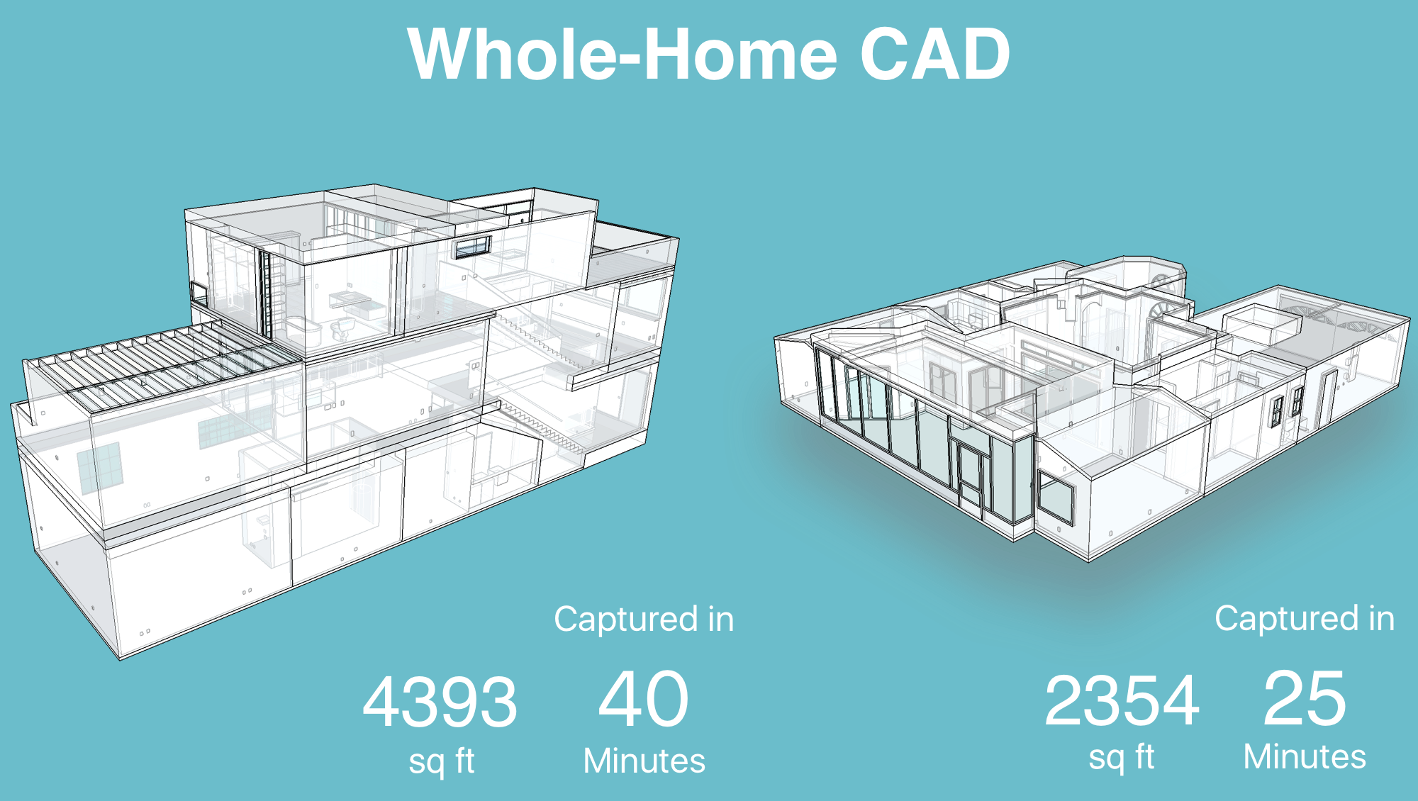3d scanning bycorroh USA residential