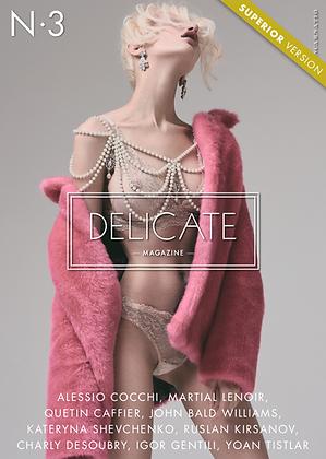 Delicate Magazine 3 SUPERIOR