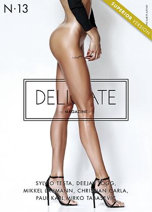 Delicate Magazine 13 SUPERIOR