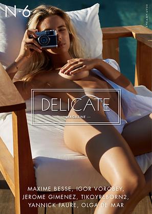 Delicate Magazine 6