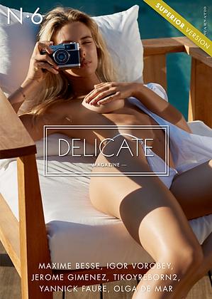 Delicate Magazine 6 SUPERIOR